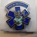 EMS badge pin